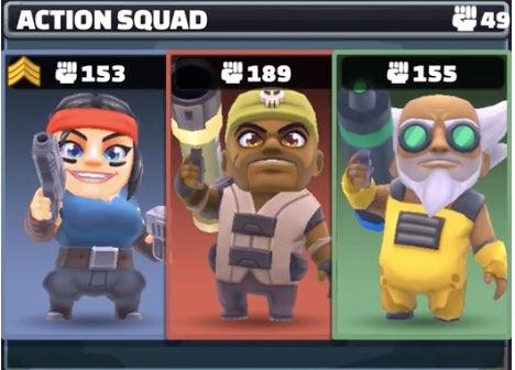 Action Squad Apocalypse Heroes hack
