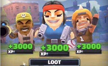 Action Squad Apocalypse Heroes tutorial