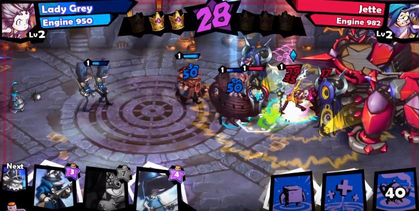 Arena Stars Rival Heroes tutorial