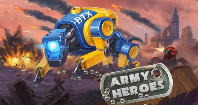 Army Heroes hack tools