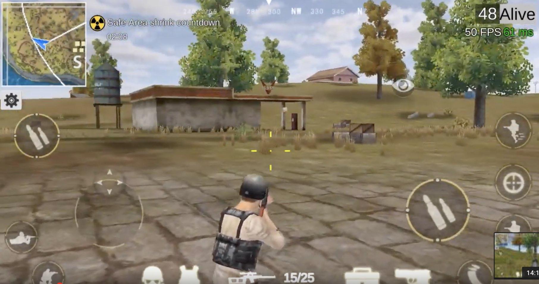 Battle Royale 3D tips
