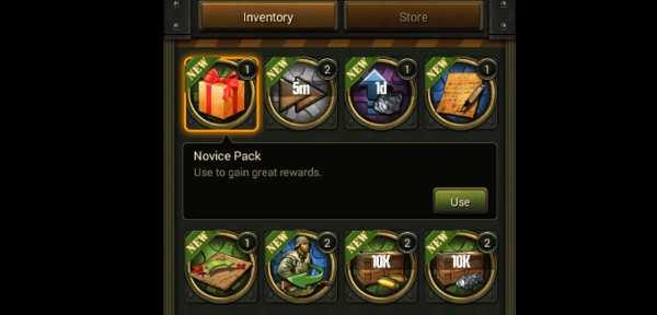 Battle Mobile –  hack codes