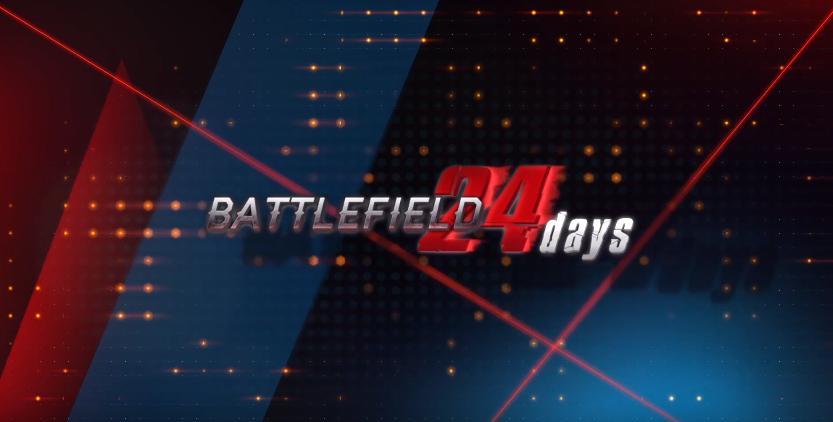 Battlefield 24 Days hacked