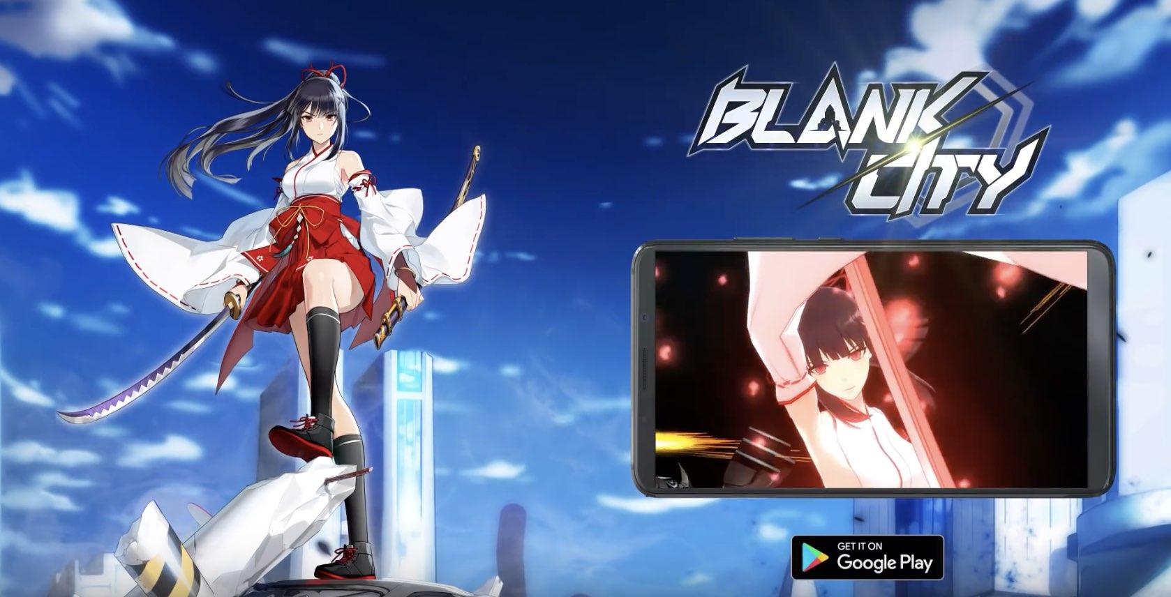 Blank City tutorial