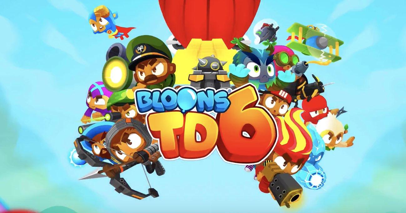Bloons TD 6 tutorial