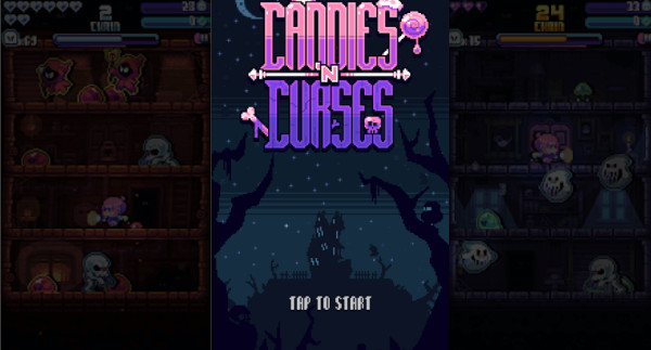 Candies and Curses tips
