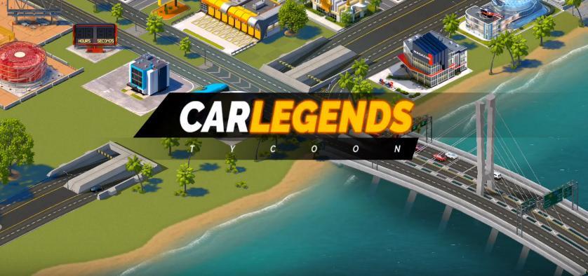 Car Legends Tycoon hack