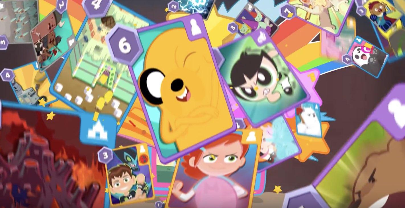 Cartoon Network Arena hack instant open