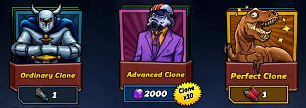 Clone Wars –  cheats secret bug