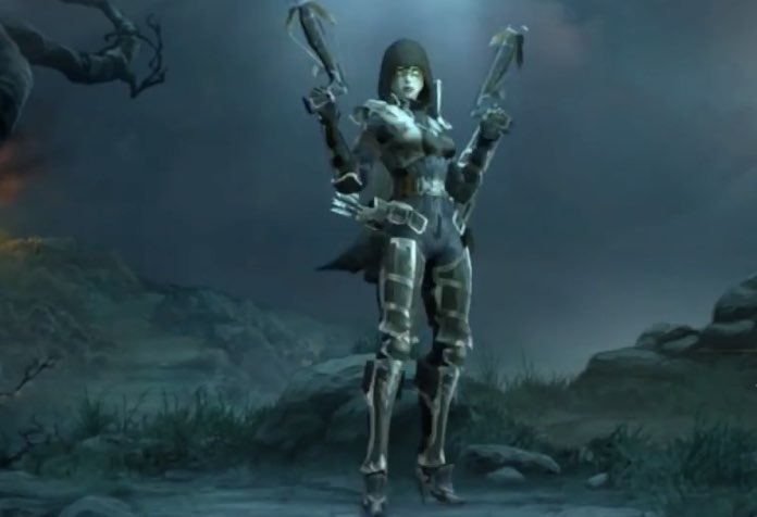 Diablo 3 demon hunter code