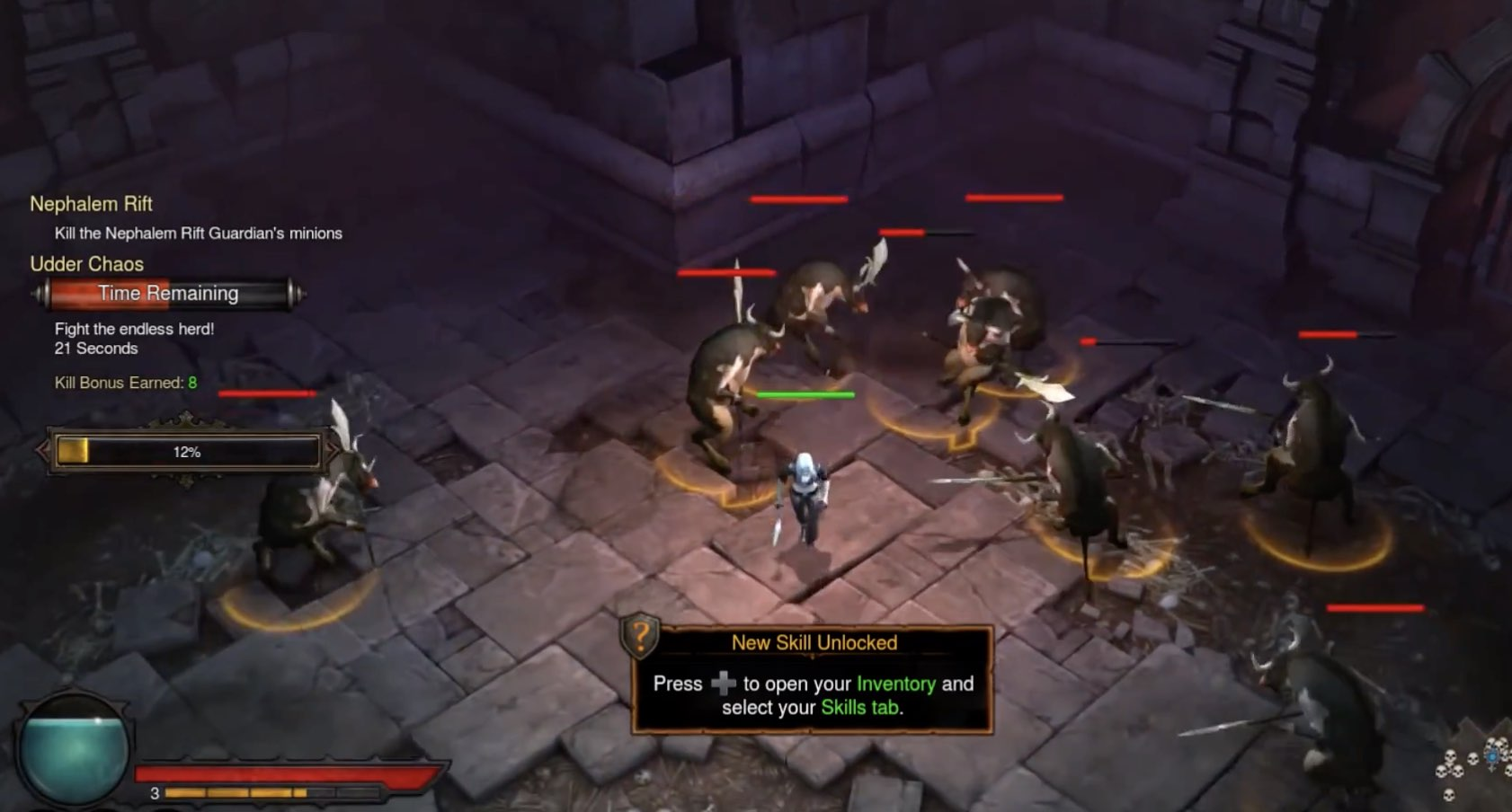 Diablo 3 tutorial