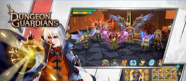 Dungeon Guardians –  cheats secret bug
