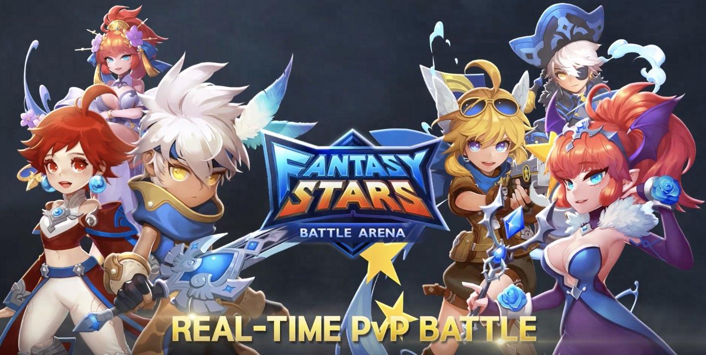 Fantasy Stars hack