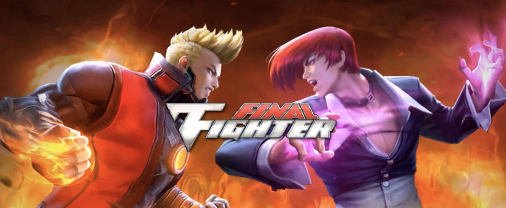 Final Fighter wiki