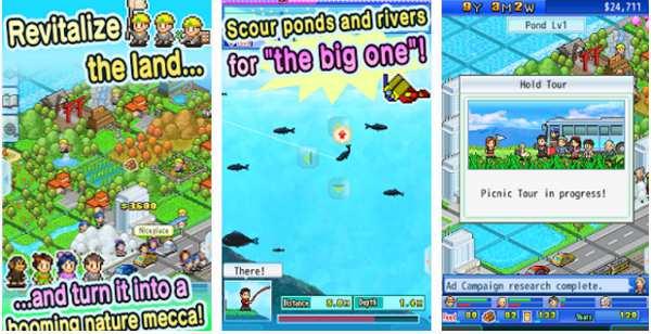 Fish Pond Park –  hack codes