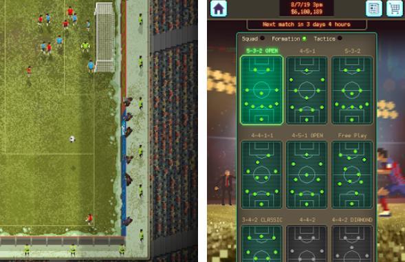 Football Boss Soccer tutorial