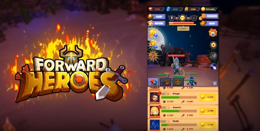 Forward Heroes tips