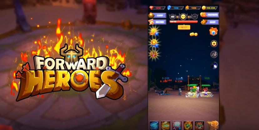 Forward Heroes tutorial