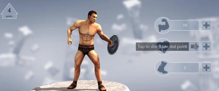 Gladiator Glory tips