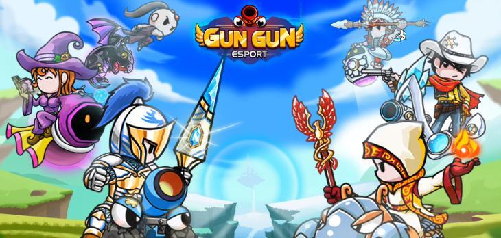 Gungun Esport hack