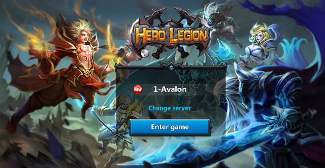 Hero Legion hack tools