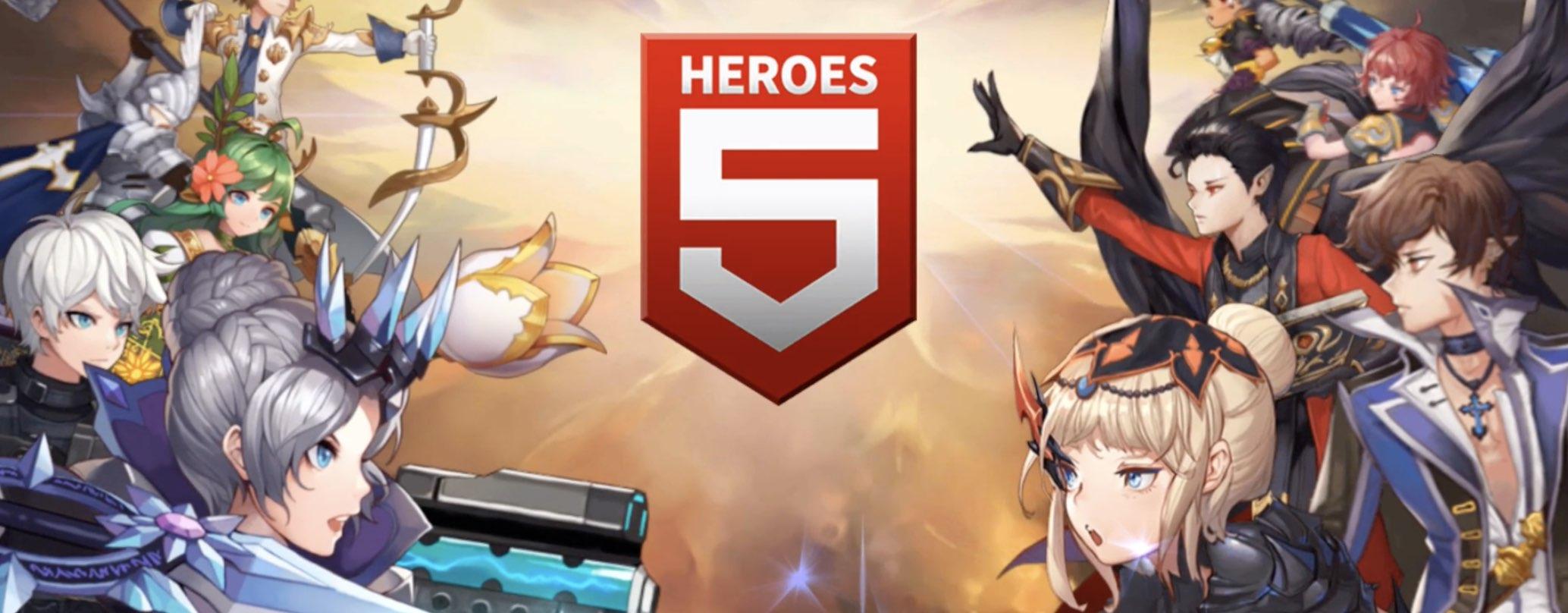 Heroes 5 hack relics