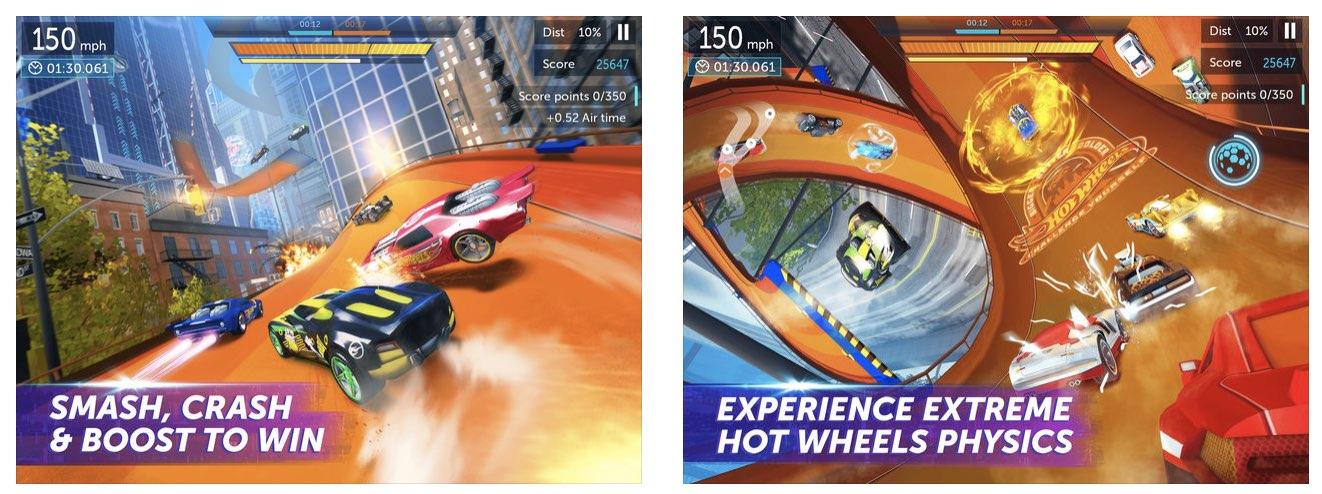 Hot Wheels Infinite Loop hack relics
