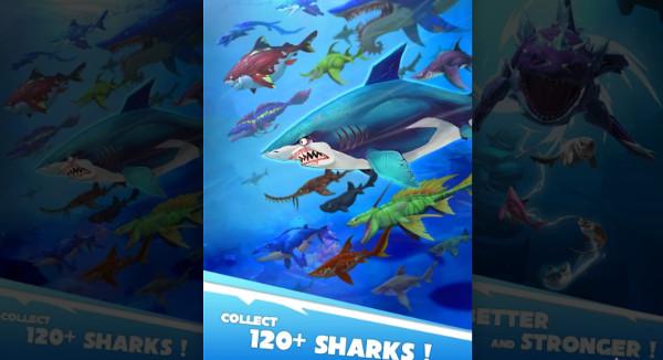 Hungry Shark Heroes hack