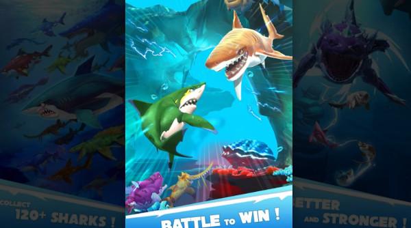 Hungry Shark Heroes hack tools