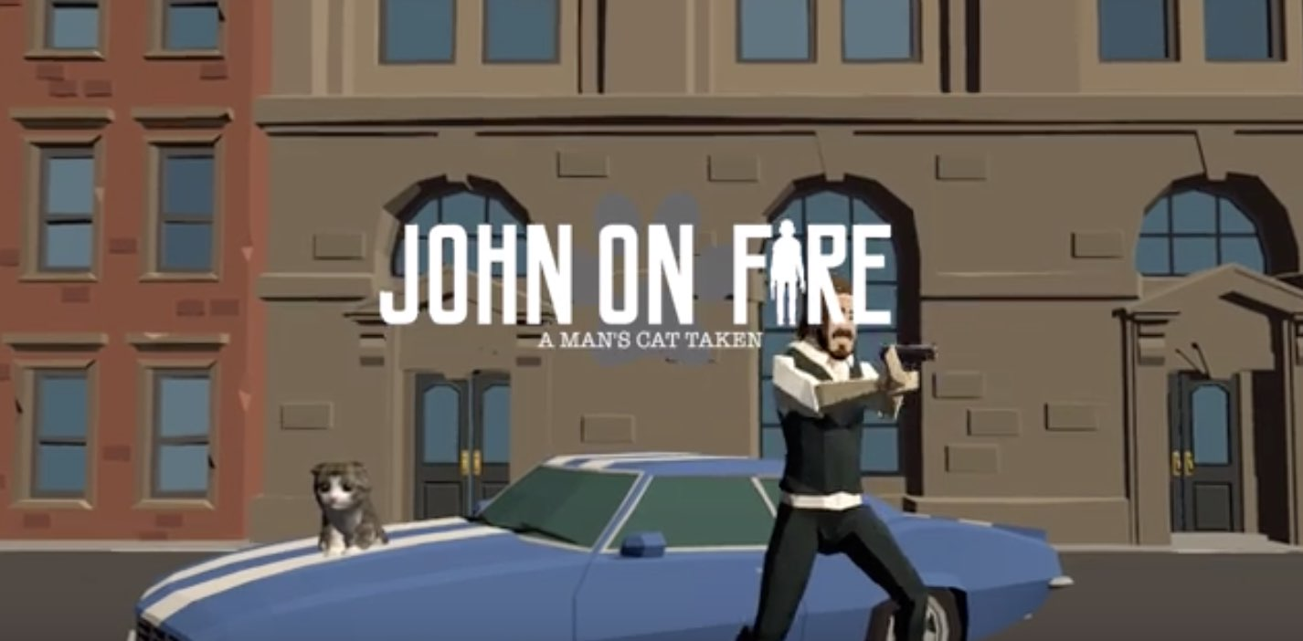 John on Fire hack relics