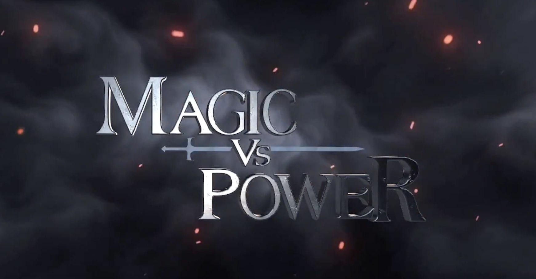 Magic vs Power hack