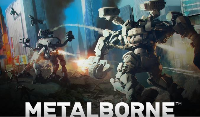 Metalborne Mech Combat hack weapons