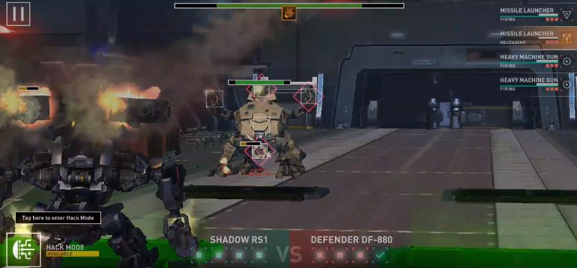 Metalborne Mech Combat tips