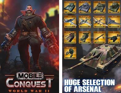 Mobile Conquest hack