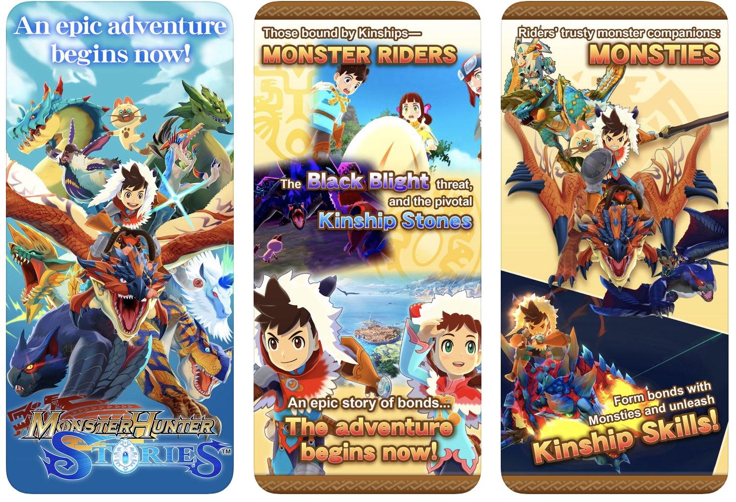 Monster Hunter Stories hack