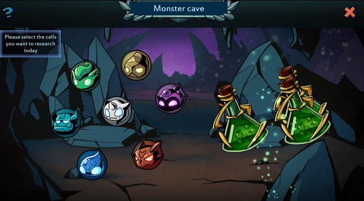 Monster legion tips