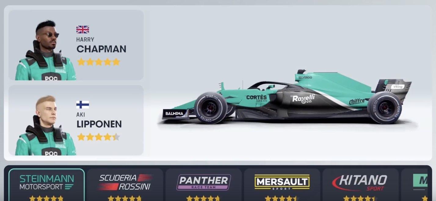 Motorsport Manager Online hack relics