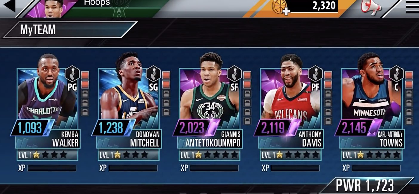 NBA 2K Mobile Basketball tutorial