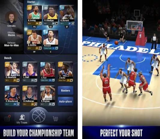 NBA NOW Mobile hack summon player