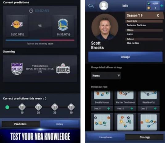 NBA NOW Mobile wiki