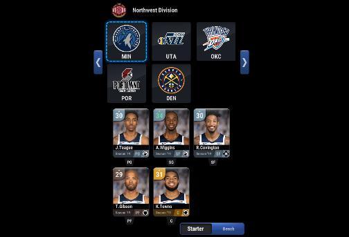NBA NOW Mobile tips