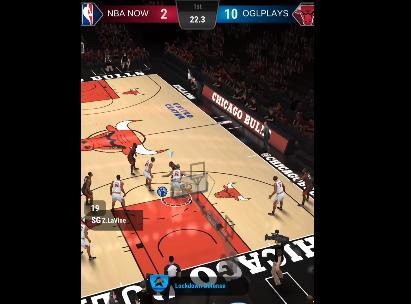 NBA NOW Mobile tutorial