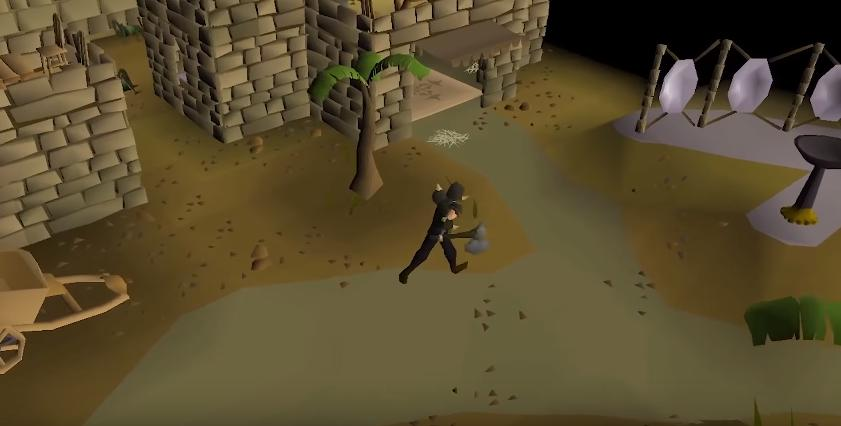 Old School RuneScape hack tools