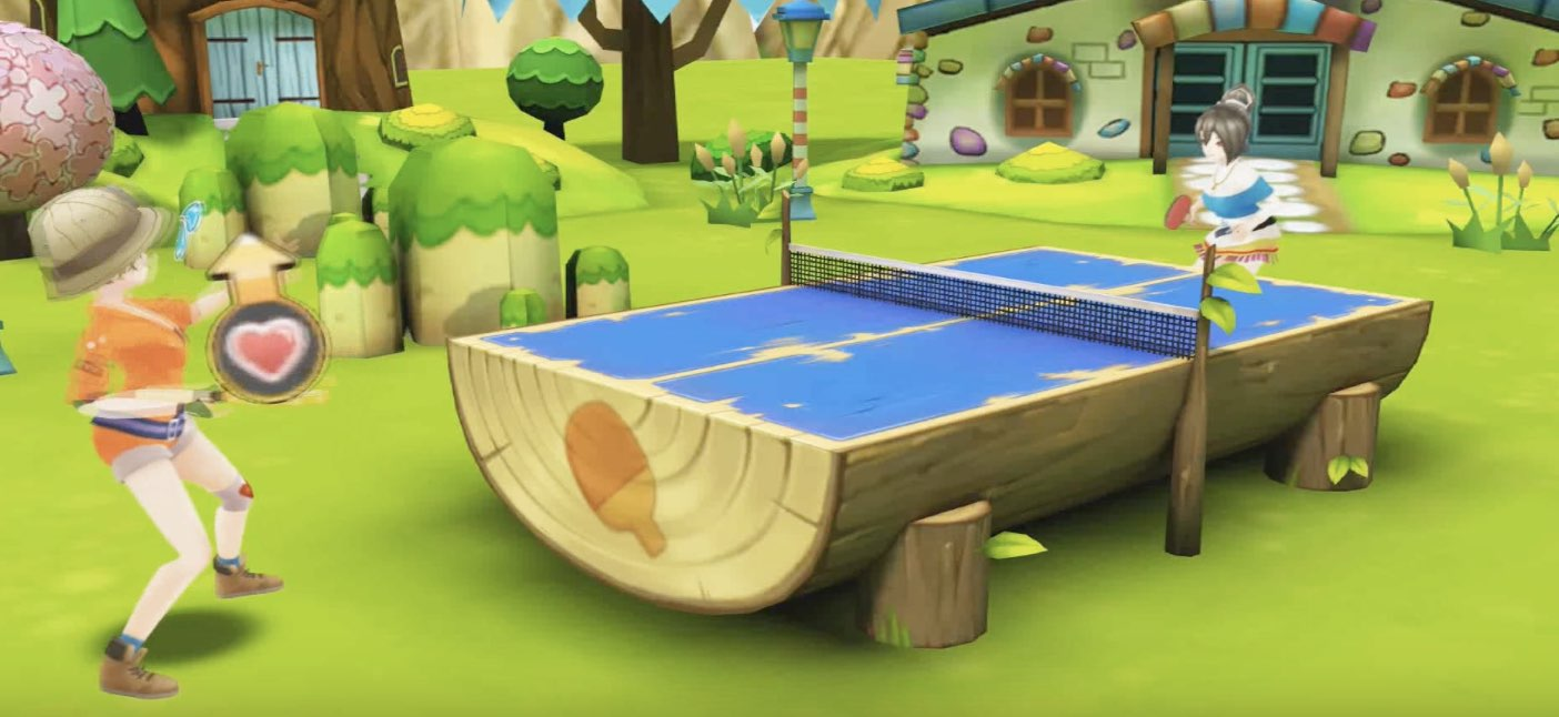 Ping Pong Star hack relics
