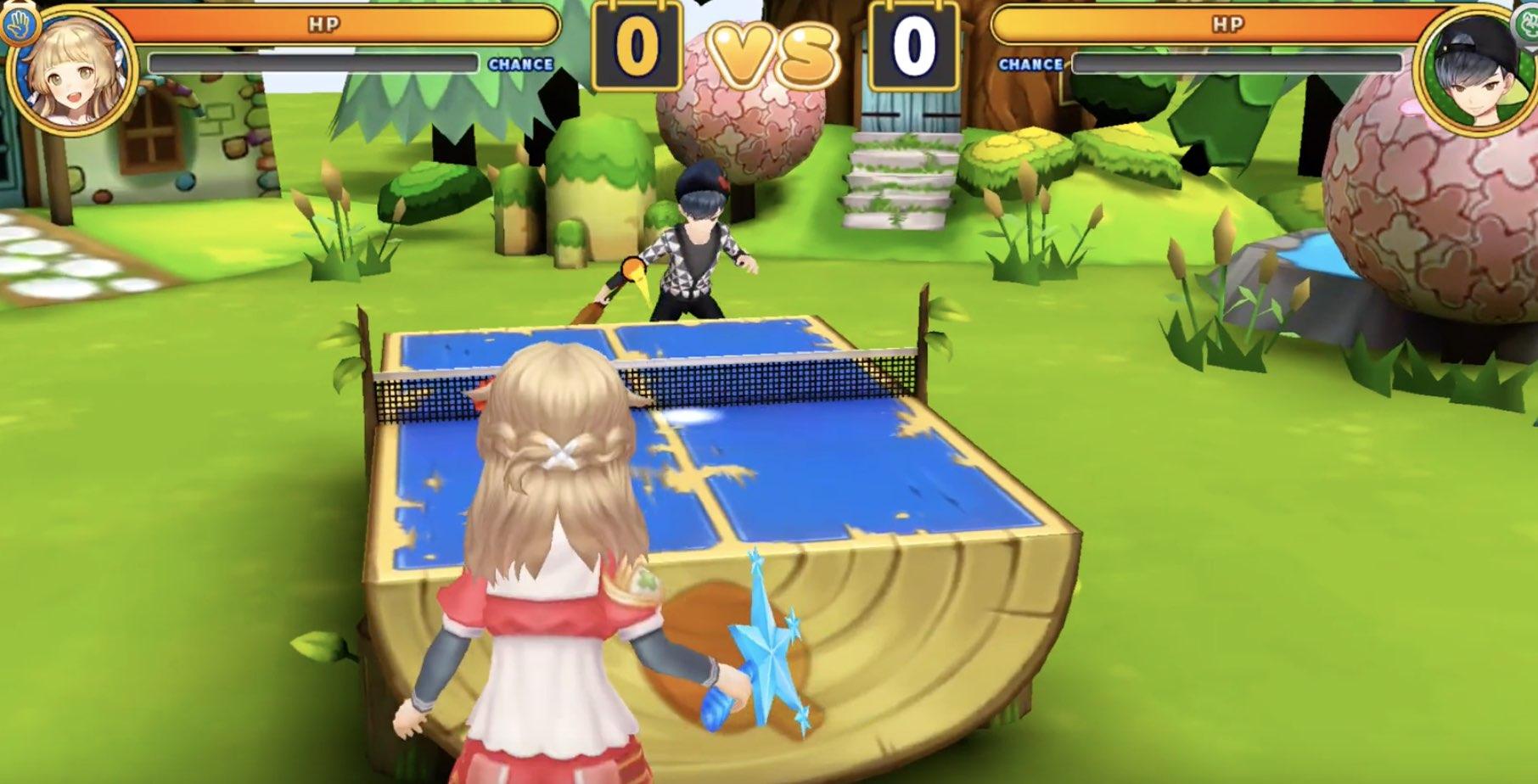 Ping Pong Star tips