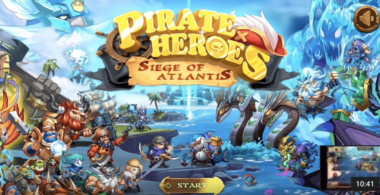 Pirate Heroes hack