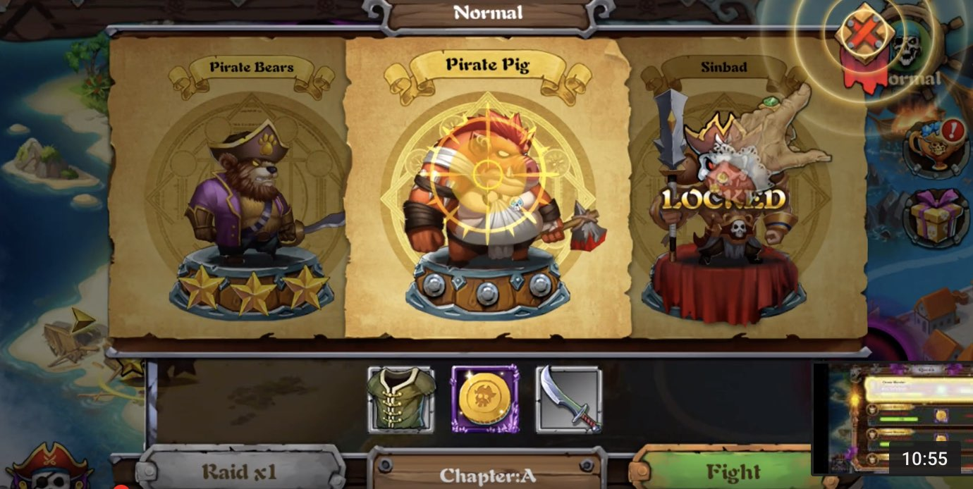 Pirate Heroes wiki