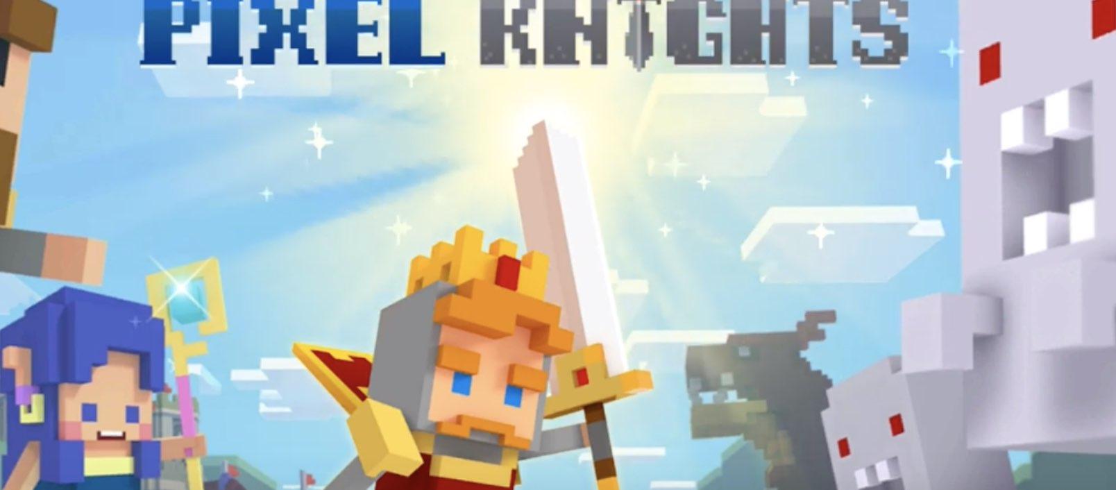 Pixel Knights hack