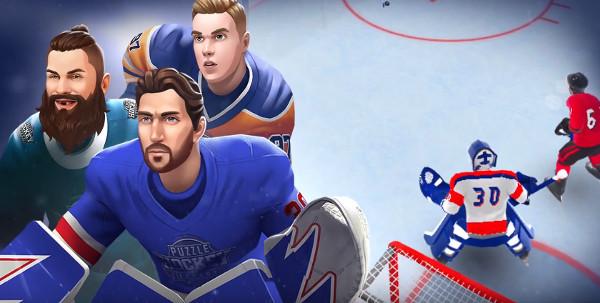 Puzzle Hockey hacked
