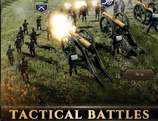 Rise of Empires Napoleonic Wars hack